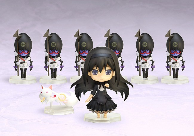 Homura Akemi Black Dress Edition.2