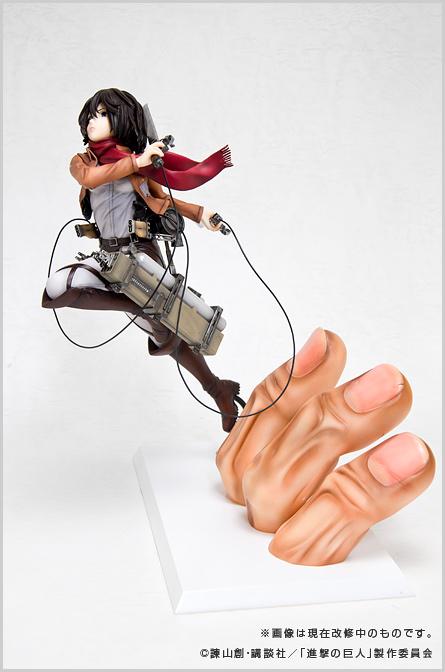 Mikasa Ackerman.12