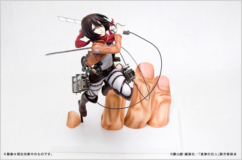 Mikasa Ackerman.14