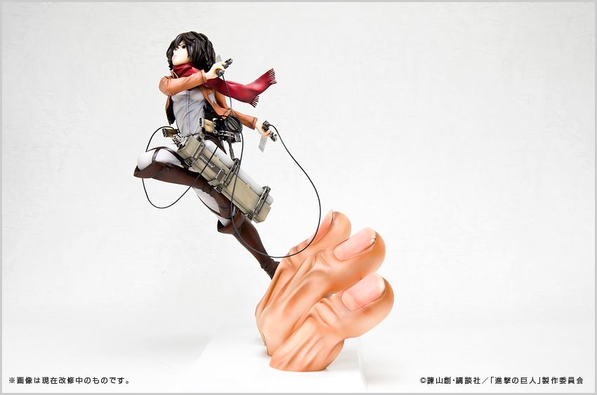 Mikasa Ackerman.17