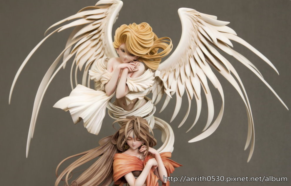 Belldandy with Holly Bell.13