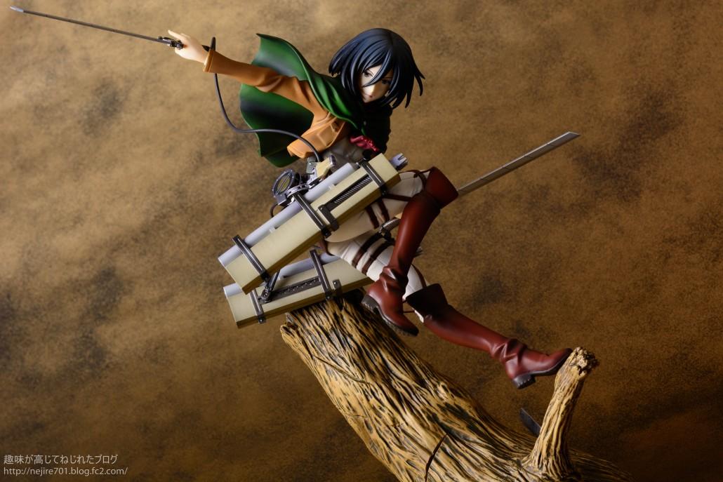 Ackerman Mikasa.1